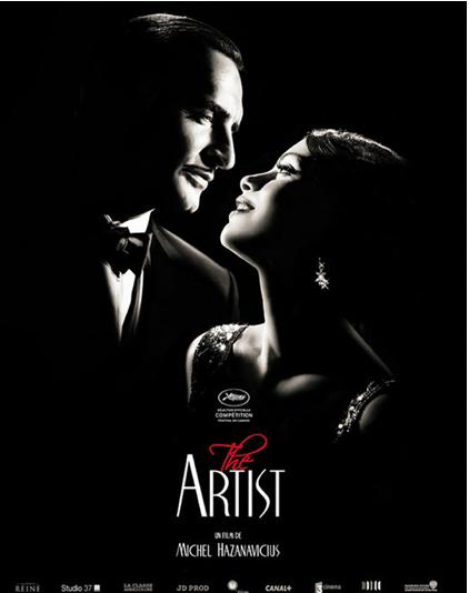 """Recorriendo el 2012… Enero: Reseña """"The Artist""""."""
