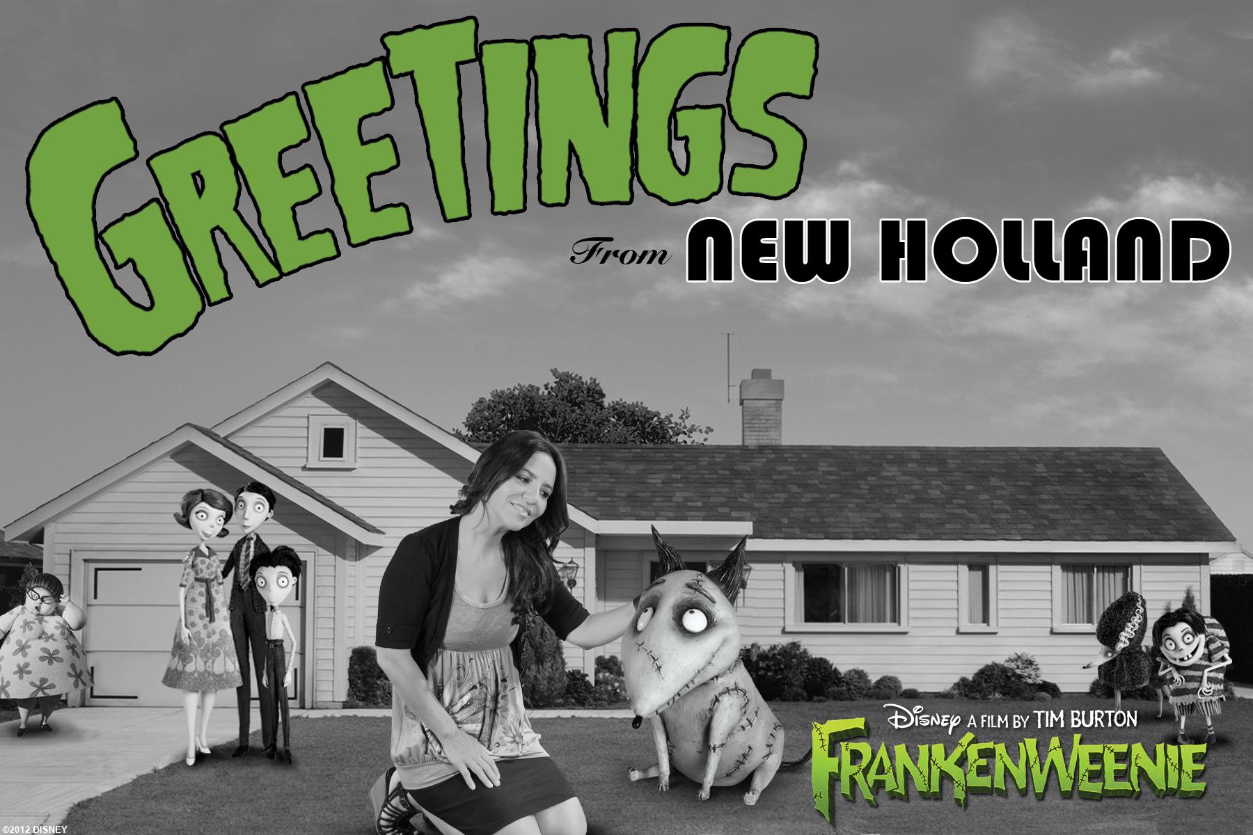 Exhibición que muestra la magia de Frankenweenie, de Tim Burton y de Disney.