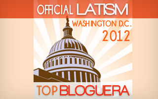 Top Bloguera 2012