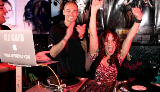 DJ por un día… #YosoyPitchPerfect.