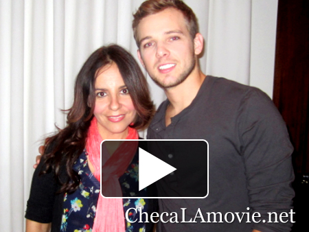"Max Thieriot un chico sorpredente. ""The House at The End of The Street""."