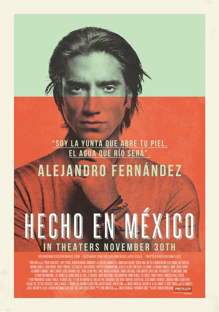 """""""Hecho en México"""" llega a Los Angeles."""