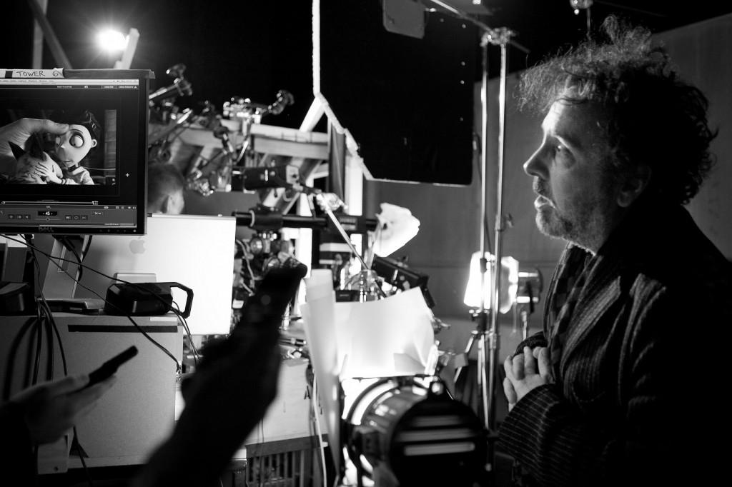 """FRANKENWEENIE""  (Pictured) Tim Burton.  ©2012 Disney Enterprises. All Rights Reserved."
