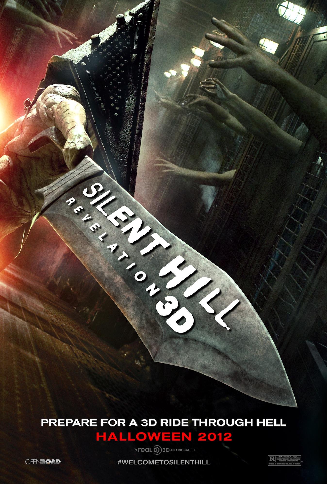 """Más terror a la vista: """"Silent Hill: Revelation 3D""""."""
