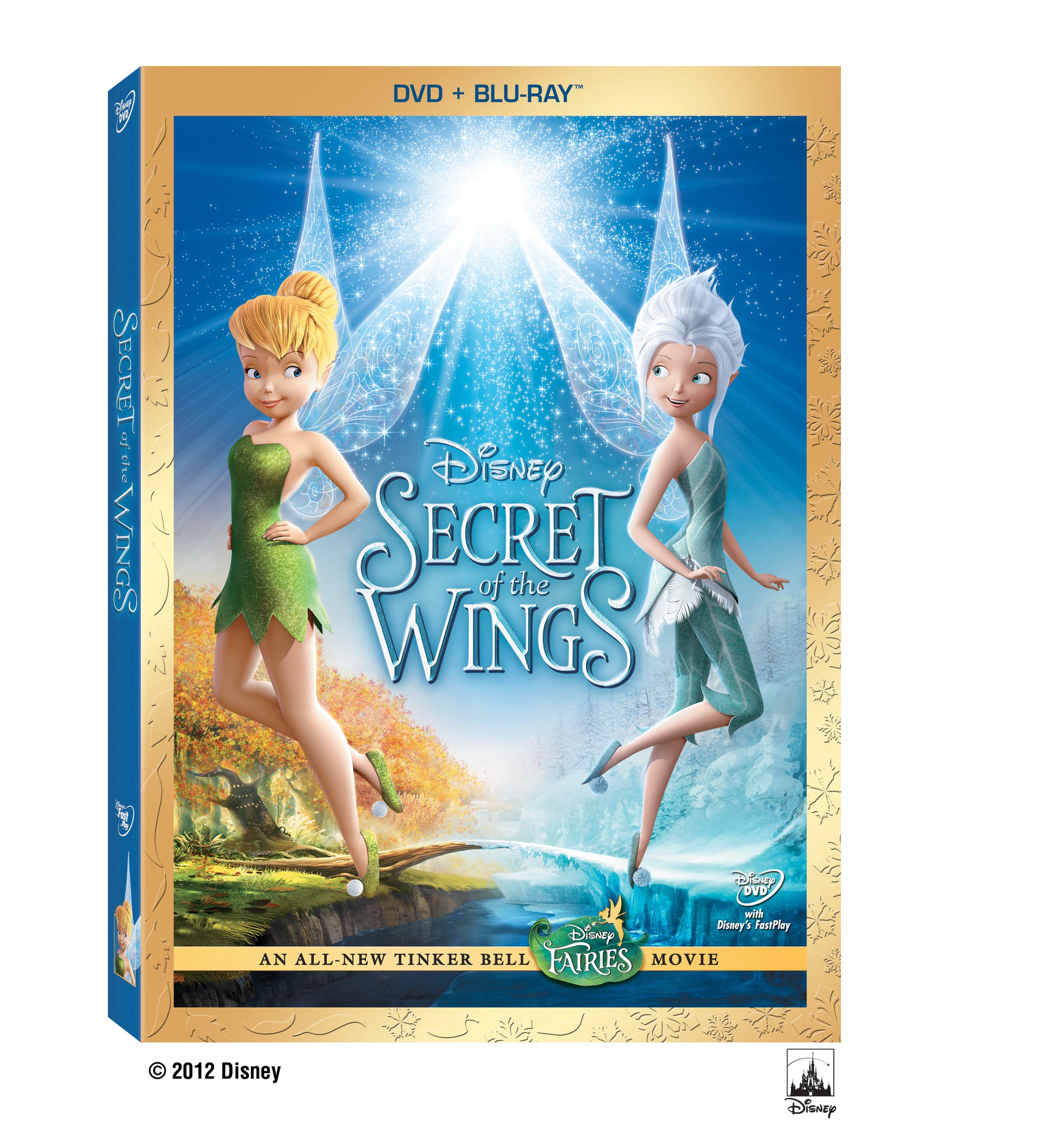 """Screening """"Secret of the Wings"""" en español @Los Angeles."""