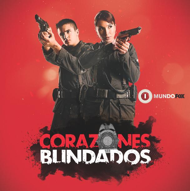 """Si te gusto """"El Capo 2"""" te va a encantar """"Corazones Blindados"""" la nueva serie de Mundo Fox."""