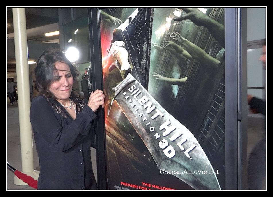 ChecaLAmovie en la Premiere de Silent Hill