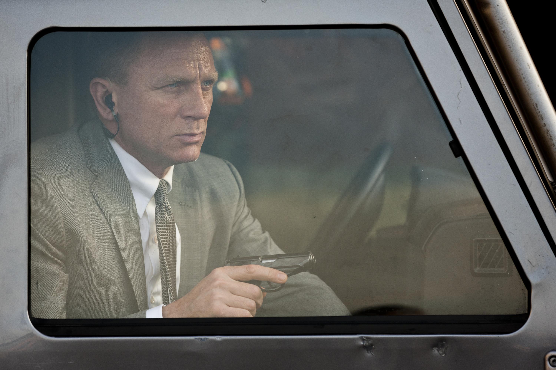 """Daniel Craig en """"Skyfall"""": No se trata de copiar a nadie, simplemente interpretar a James Bond."""