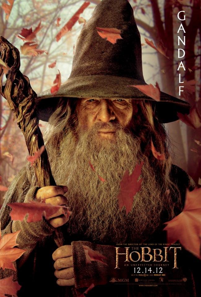 """Conoce a los personajes de """"The Hobbit""""."""