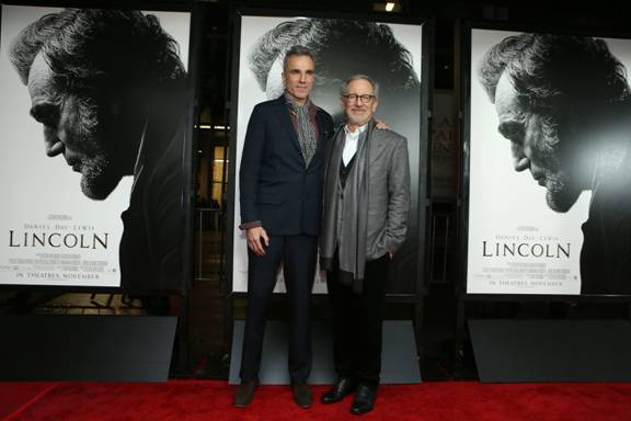 """Se estrena """"Lincoln"""" en la ceremonia de clausura del AFI Fest 2012."""