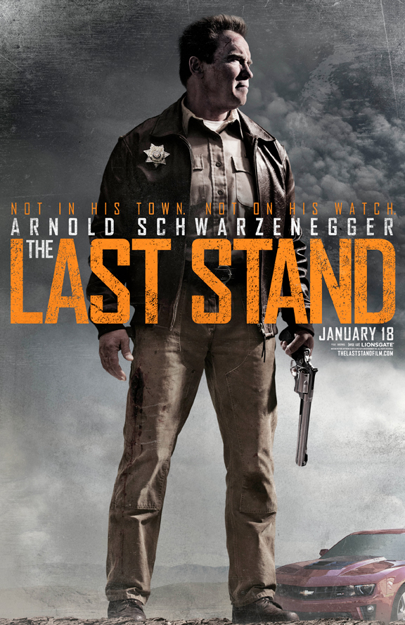 "Arnold Schwarzenegger dijo… I'll be back y lo cumple: ""The Last Stand""."