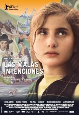 """""""Las Malas Intenciones"""" de la pequeña Cayetana llevan a Perú camino al Oscar."""
