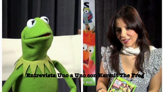 Recorriendo el 2012…Marzo: Entrevista a Kermit, The Frog.