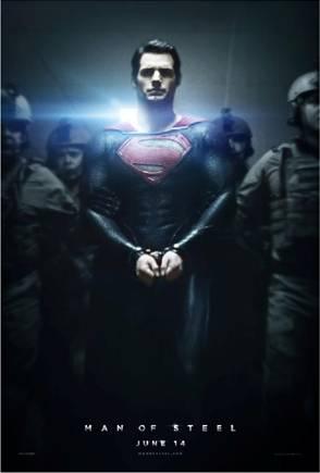 """Nuevo trailer de """"Man of Steel""""."""