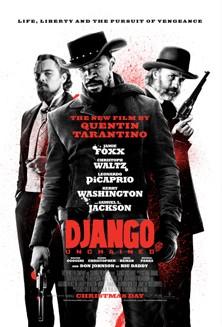 """Navidad al estilo Tarentino y su nuevo spaguetti western """"Django Unchained""""."""
