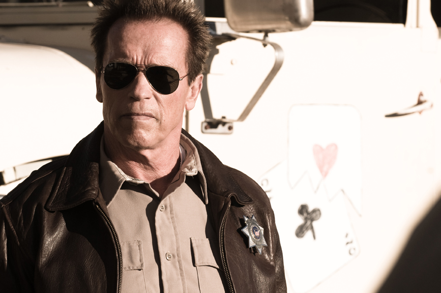 Arnold Schwarzenegger stars as 'Ray Owens' in THE LAST STAND. Photo credit: Merrick Morton