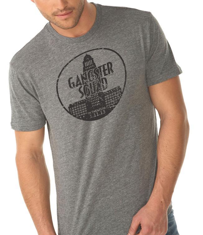 Camiseta Gangster Squad.