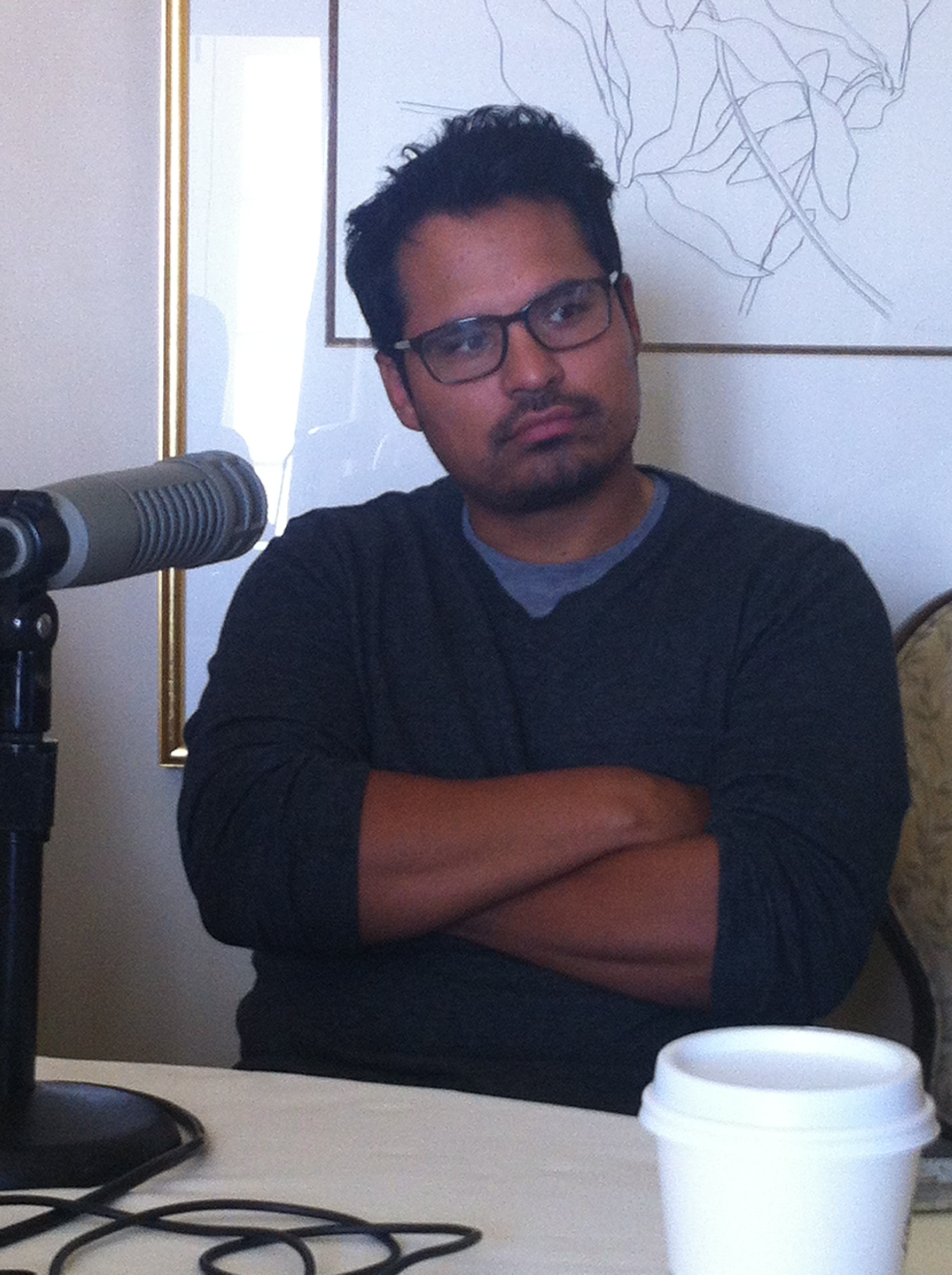 Michael Peña.
