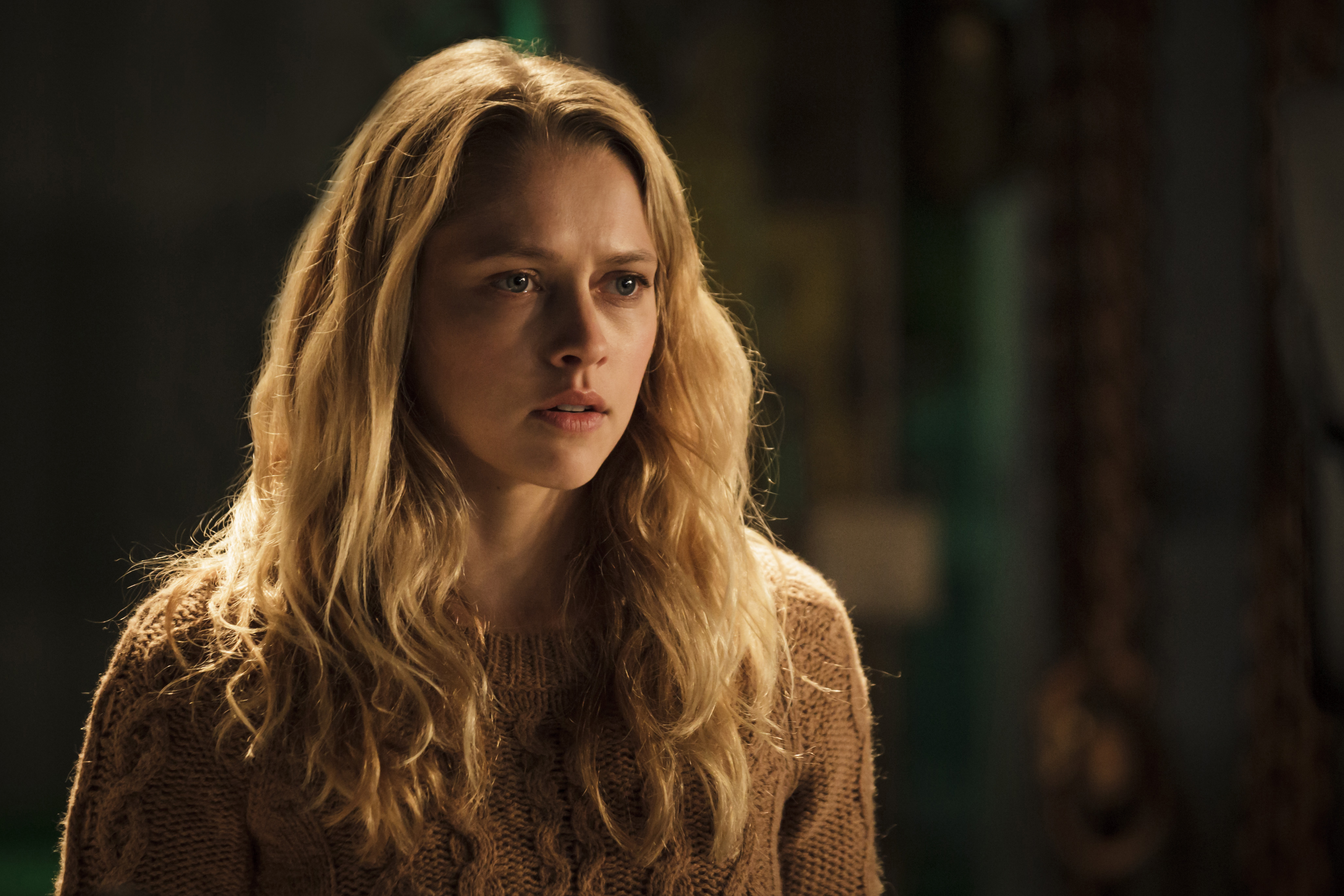 TERESA PALMER stars in WARM BODIES