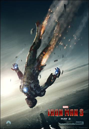 """Avances de películas en el Super Bowl: """"Iron Man 3""""."""