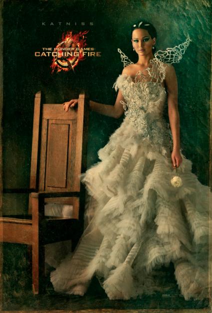Ya se tomaron su foto oficial los protagonistas de la secuela de Hunger Games.