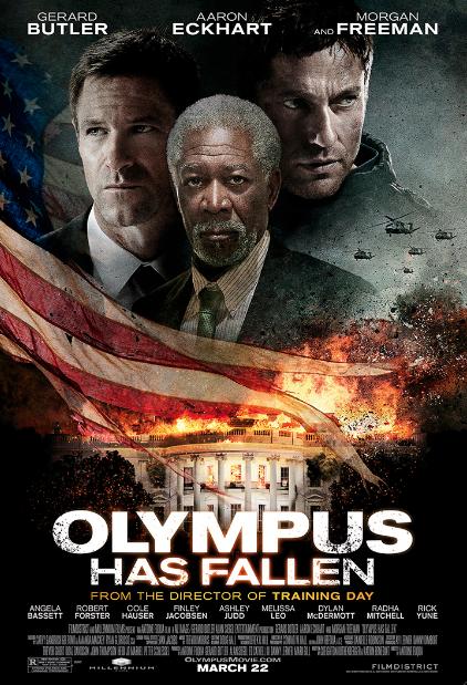 """Cuando caiga nuestra bandera, surgirá nuestra nación… """"Olympus has fallen""""."""