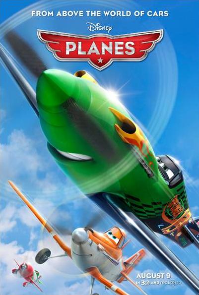 De carros a aviones. Conoce a los personajes de #Planes incluyendo al Chupacabras.