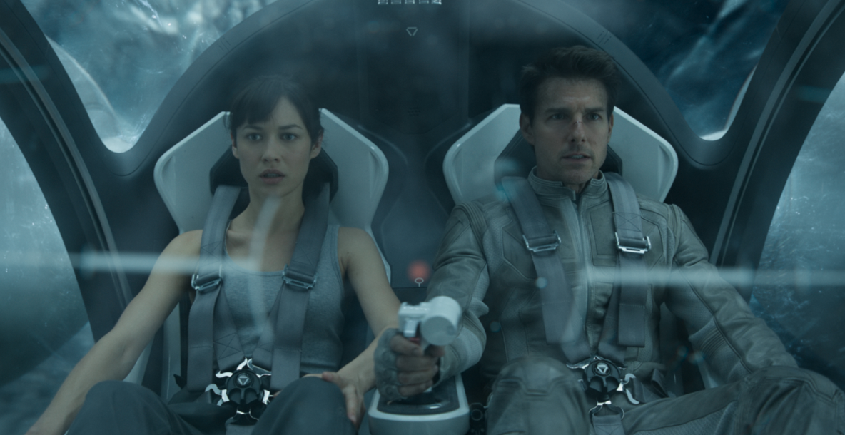 Te invito al screening de #OBLIVION.