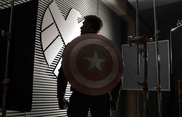 Comienza la filmación de la secula del Capitán América.