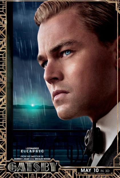 """Nuevas imágenes y trailer de """"The Great Gatsby"""" con Leonardo DiCaprio."""
