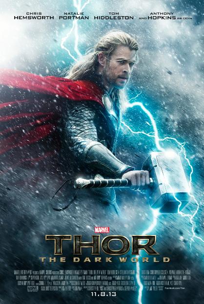 """Se aproxima el Poderoso Vengador """"Thor""""."""