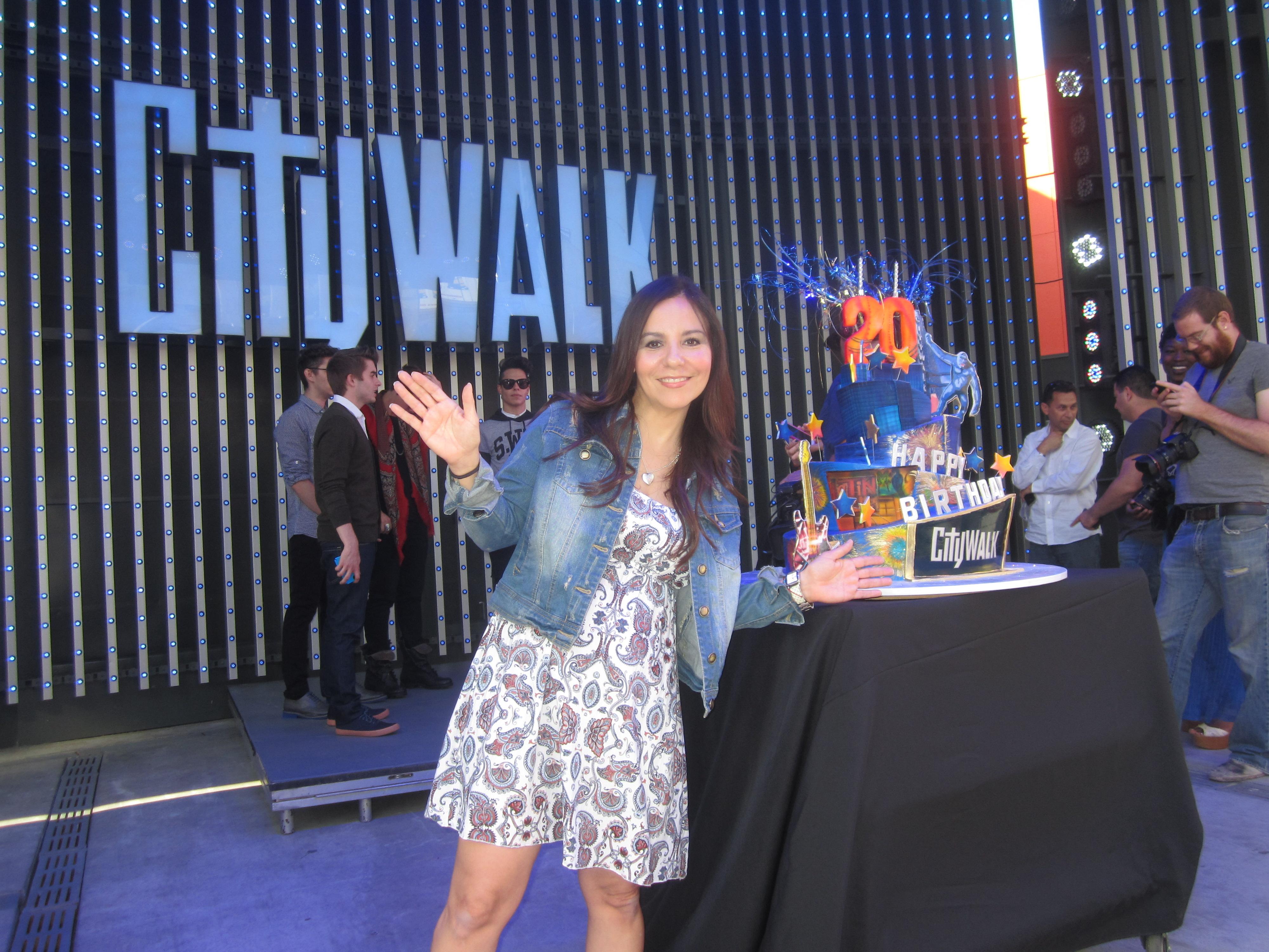 Fiesta de Cumpleaños en @CityWalkLA al estilo #Fast6… Universal Studios Hollywood.