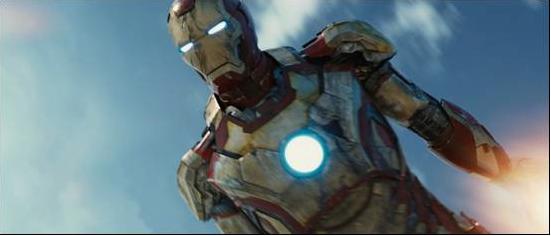 """Reseña """"Iron Man 3"""". La dualidad del súper héroe sensible."""