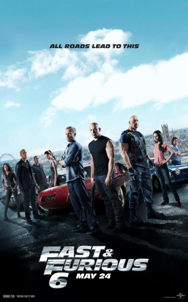 "Screening ""Fast & Furious 6"". ¿Quieres ir ?  #Fast6"