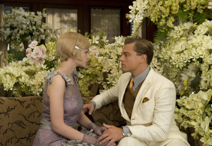 """Reseña """"The Great Gatsby"""": una colorida, excesiva y amorosa fiesta visual."""