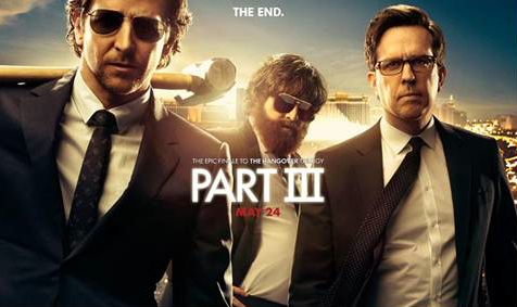 "Sorteo ""Wolf Pack Kit – The Hangover III""."