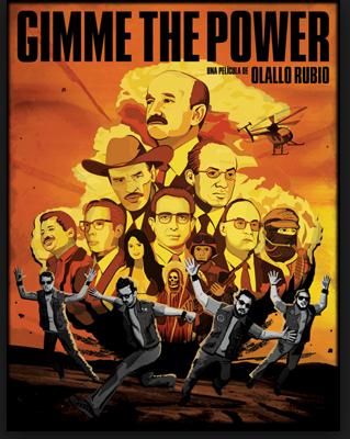 """""""Gimme The Power"""" de Molotov pone a cantar a la raza en el Hola México Film Festival."""