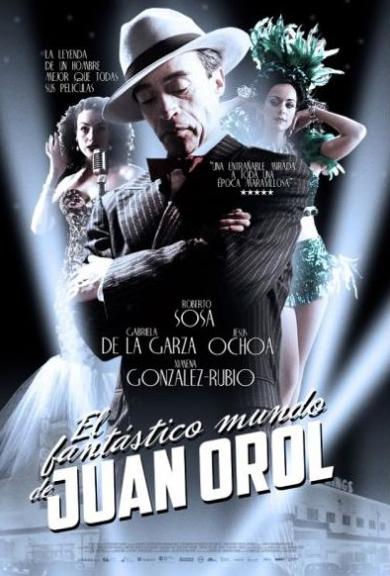 """Reseña """"El Fantástico Mundo de Juan Orol"""" #HolaMexicoFF"""