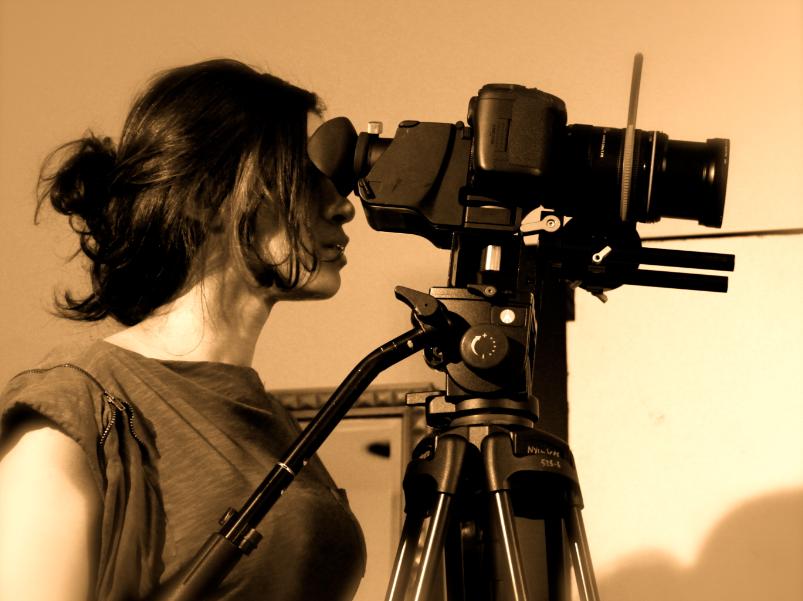 Laura Gómez: una actriz y cineasta comprometida con su comunidad.