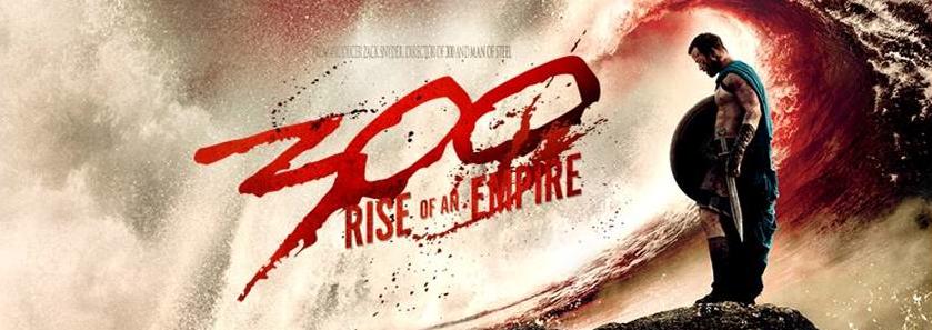 "Primer avance de ""300: Rise of the Empire""."