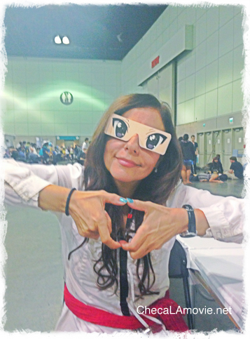 Checa LA Expo Anime 2013.