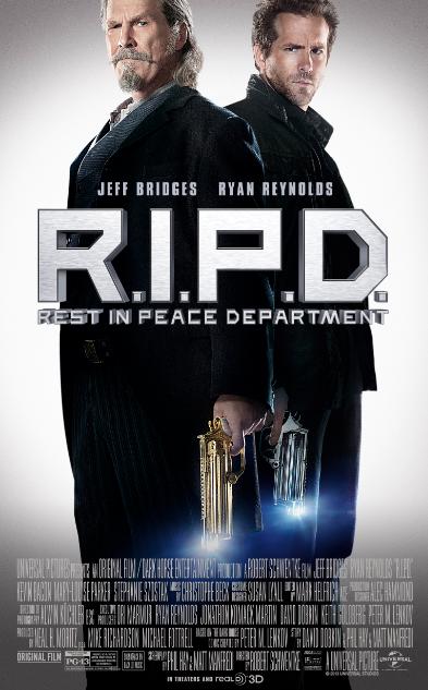 """Screening """"R.I.P.D."""" en las ciudades de New York y Chicago. ¿ Quiéres ir ?"""