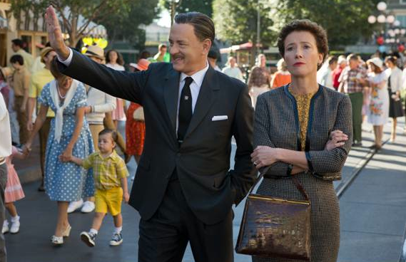"Avances de Otoño: ""Saving Mr. Banks"" la historia jamás contada de Walt Disney y Mary Poppins."