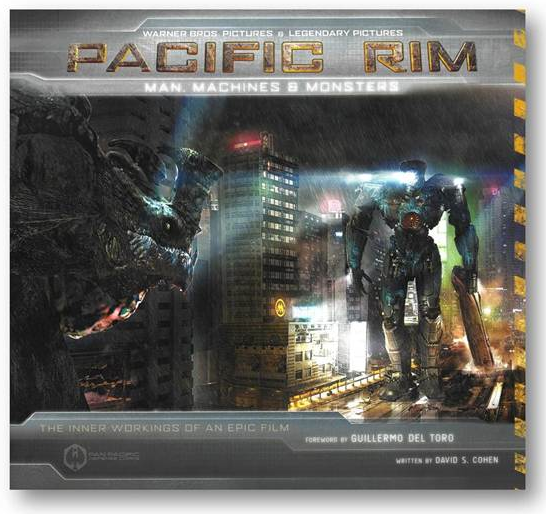 "Conoce más sobre el mundo de Pacific Rim con el Sorteo ""Man, Machines and Monsters"""