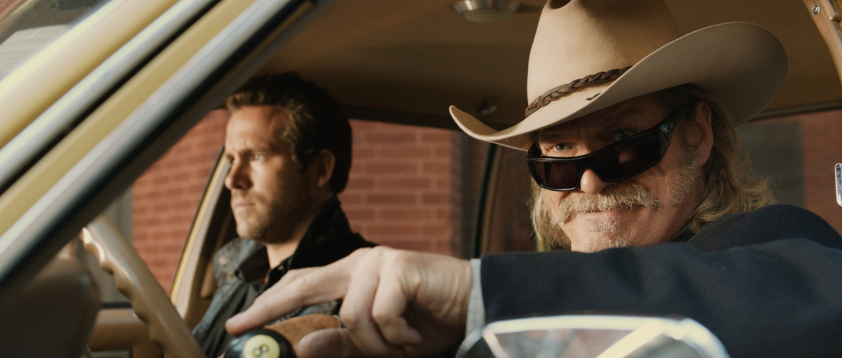 """""""R.I.P.D"""" y las comedias policíacas clásicas al estilo """"buddy cop movies""""."""