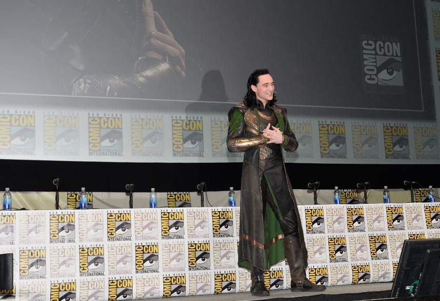 El Mundo Marvel presente en San Diego Comic Con.