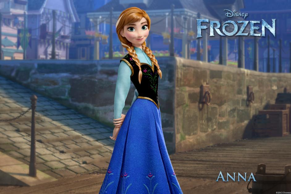 """Conoce a los personajes de """"Frozen"""", el nuevo proyecto de Disney."""