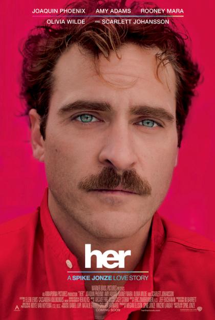 """Her"" la nueva aventura de Spike Jonze con Joaquin Phoenix y Scarlett Johansson."