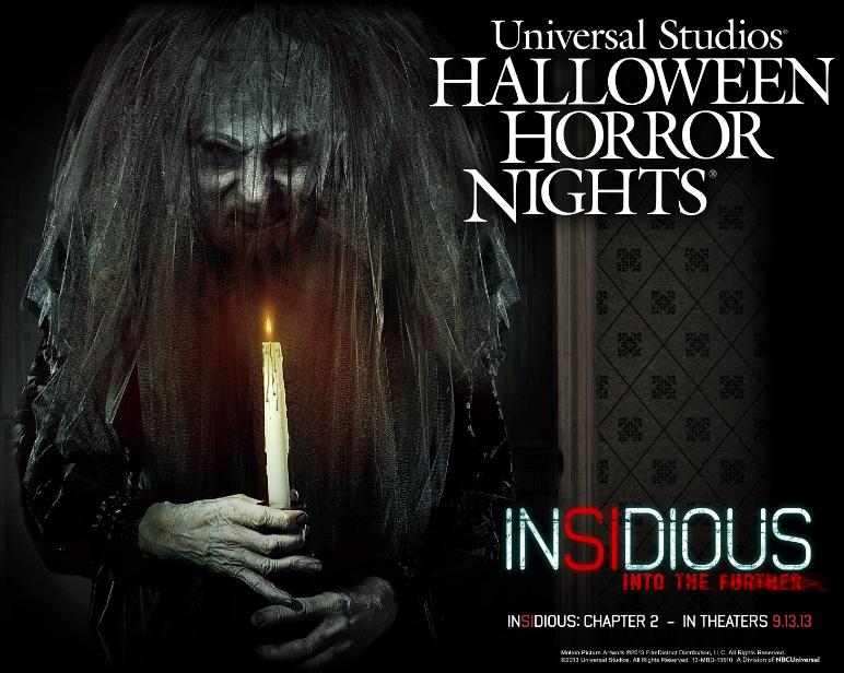 Con tan solo un tweet podrías ganar una noche de terror al estilo #InsidiDos en Hollywood.
