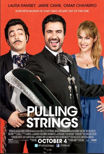 """Pulling Strings"" una comedia bilingüe protagonizada por Jaime Camil."